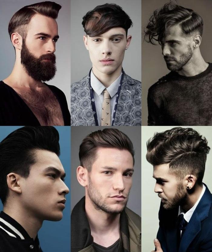 Coole Männerfrisuren Fürs Jahr 2015 Unsere Top 5 Herrenhaarschnitte