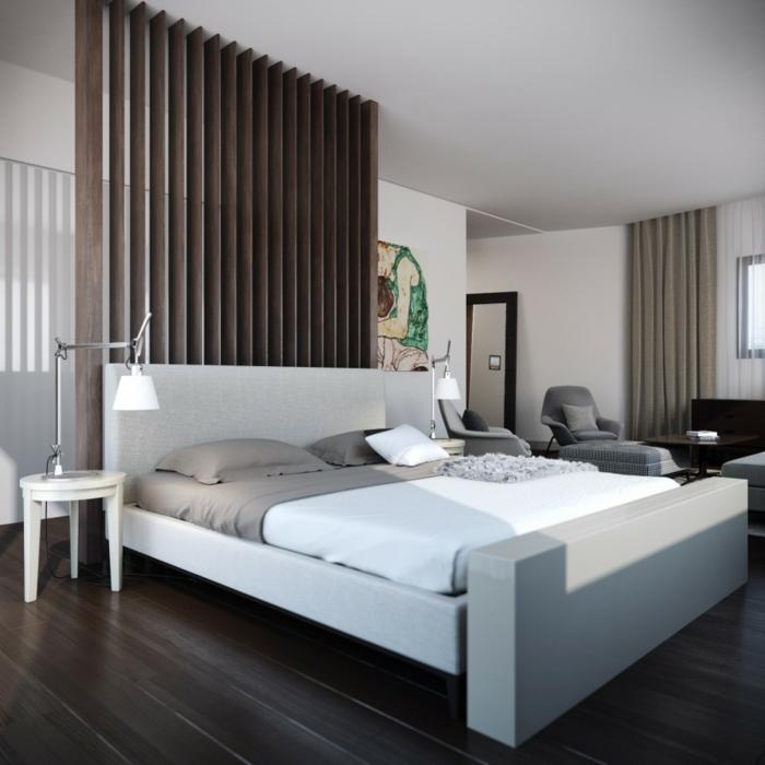111 Wohnideen Schlafzimmer fr ein schickes Innendesign