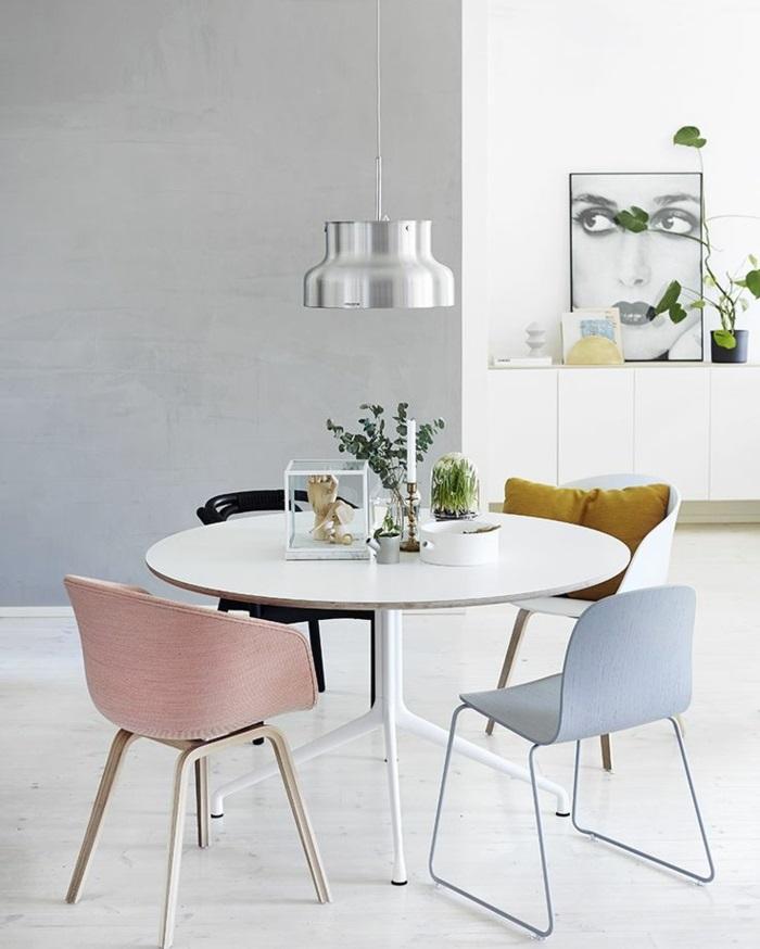 Trumen Sie von einem Designer Esstisch in Ihrem Essbereich