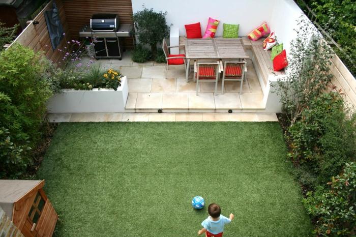 Ideen Fuer Den Kleinen Garten - Boisholz