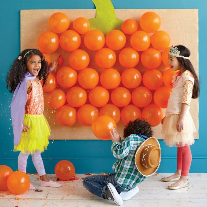Ideen fr Halloween  Organisieren Sie eine spannende