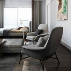 Modern Living Room Sofa Set Designs Red Curtains Uk Moderne Sessel Sind Echte Hingucker Im Innendesign