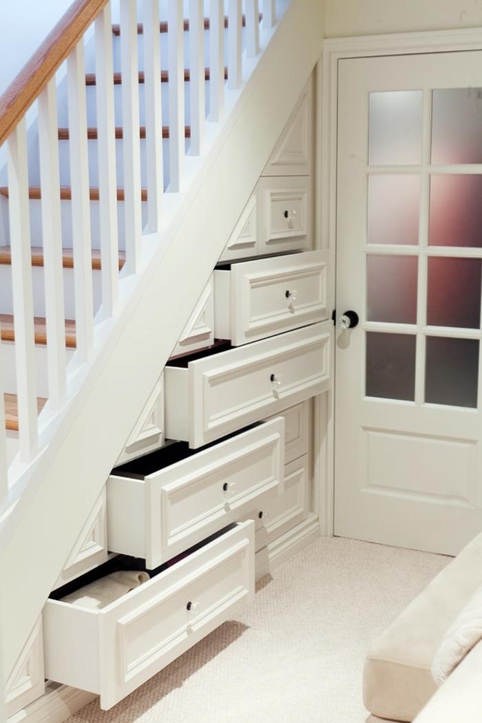 Was Kosten Ein Schrank Unter Treppe