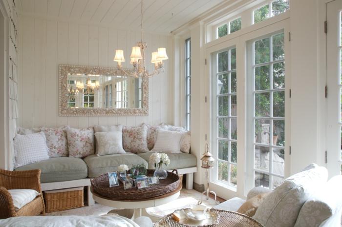 deko wandspiegel wohnzimmer ~ inspirierende bilder von wohnzimmer