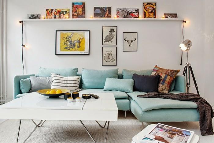 Sofa kaufen  Ein skandinavisches Sofa frs Wohnzimmer