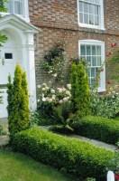 Vorgartengestaltung   33 schöne Ideen für Ihren ...