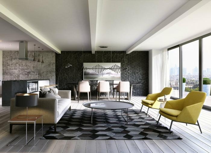 esszimmer gestalten wnde. Black Bedroom Furniture Sets. Home Design Ideas