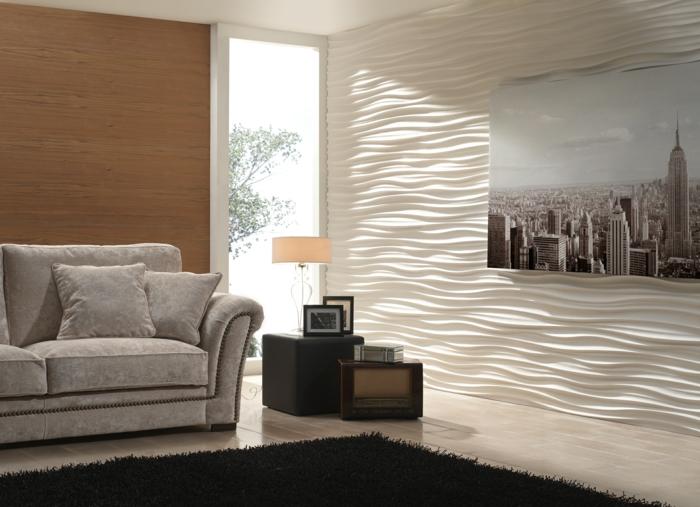 wohnzimmer ideen wandgestaltung stein chemikum com ideen zur ... - Wohnzimmer Ideen Wandgestaltung Stein