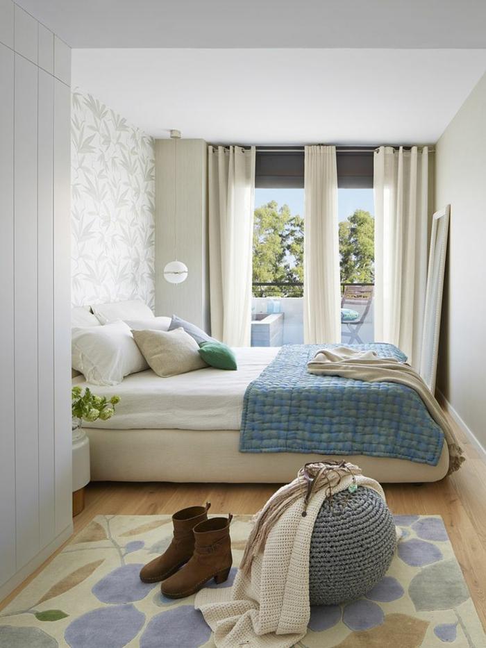 schlafzimmer einrichten with sehr kleines schlafzimmer einrichten ... - Kleine Wohnzimmer Optimal Einrichten