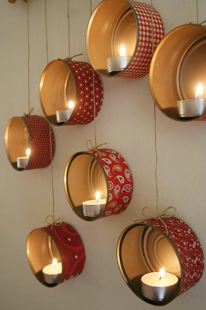 Weihnachtliche Bastelideen wie Sie Ihr Zuhause frs kommende Weihnachten festlich dekorieren