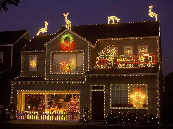 weihnachts gartendeko - boisholz, Garten und bauen