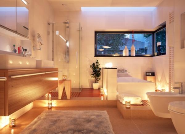 Badgestaltung Ideen fr eine wohnliche Atmosphre