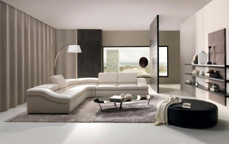 Dekoideen Wohnzimmer Einrichten Beispiele Modernes Wohnzimmer