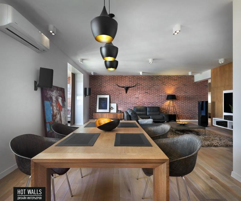 Gemütlich Idee Fur Wohnungseinrichtung Holz Zeitgenössisch ...