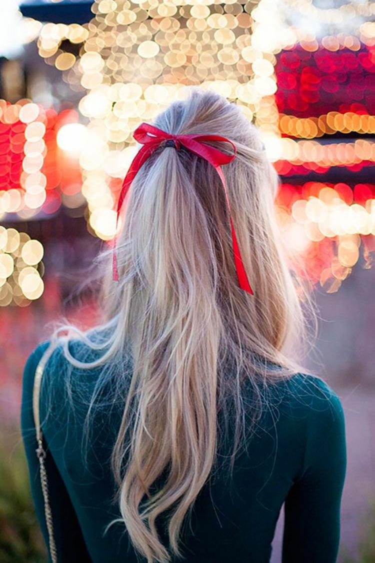 Festliche Silvester Frisuren Zum Selbermachen Frisur Ideen