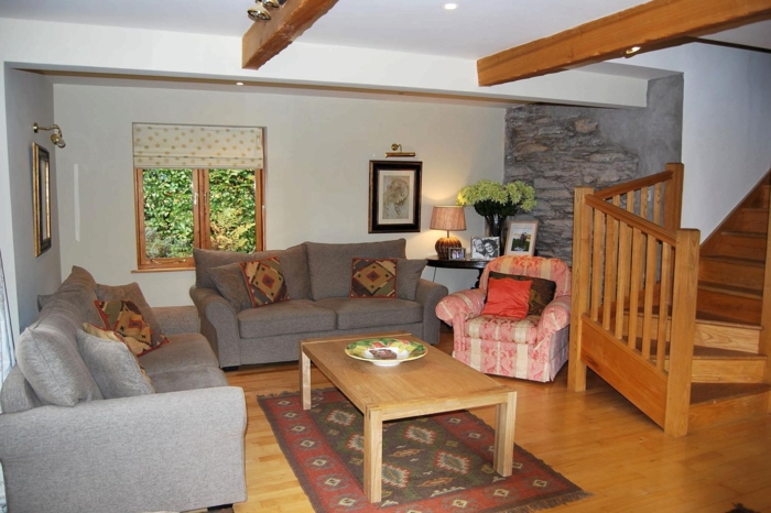 Emejing Wohnzimmer Landhausstil Grau Contemporary - Home Design ...