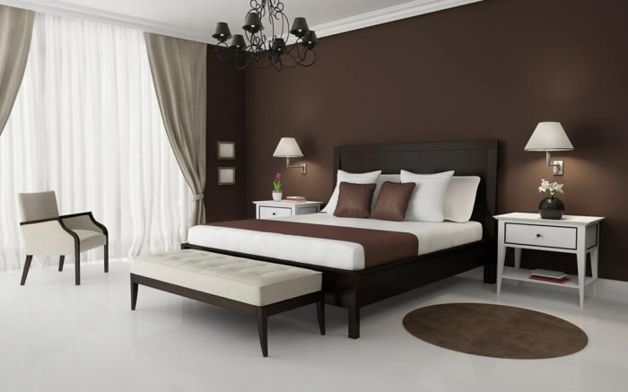 schlafzimmer braun wei ideen schlafzimmer ideen - boisholz - Schlafzimmer Braun Wei Ideen