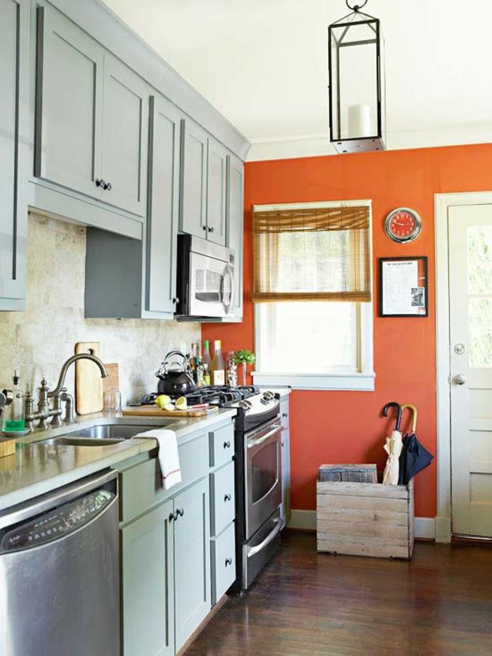 Küche Streichen Mit Welcher Farbe   Räume Farblich ...