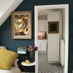 How To Paint A Living Room Wall Fluffy Rugs For Wände Streichen Ideen In Dunklen Schattierungen