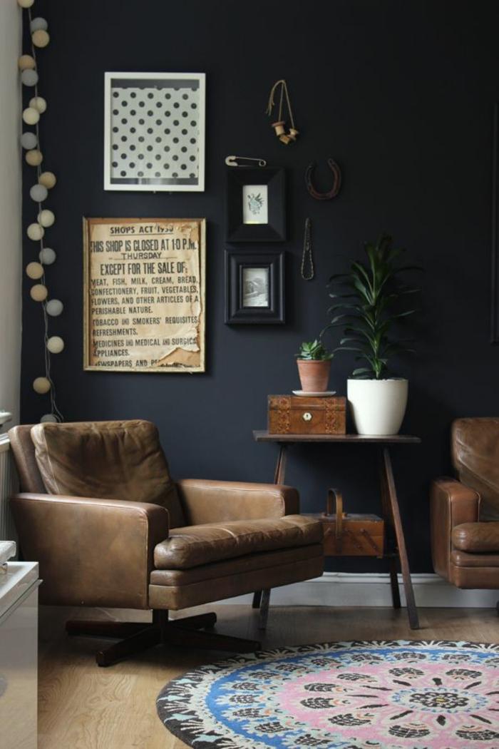 ralph lauren home chesterfield sofa pet bed pattern wände streichen ideen in dunklen schattierungen