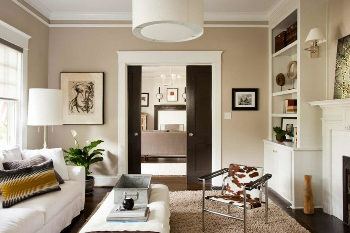 best wohnzimmer beige wei design images ideas design