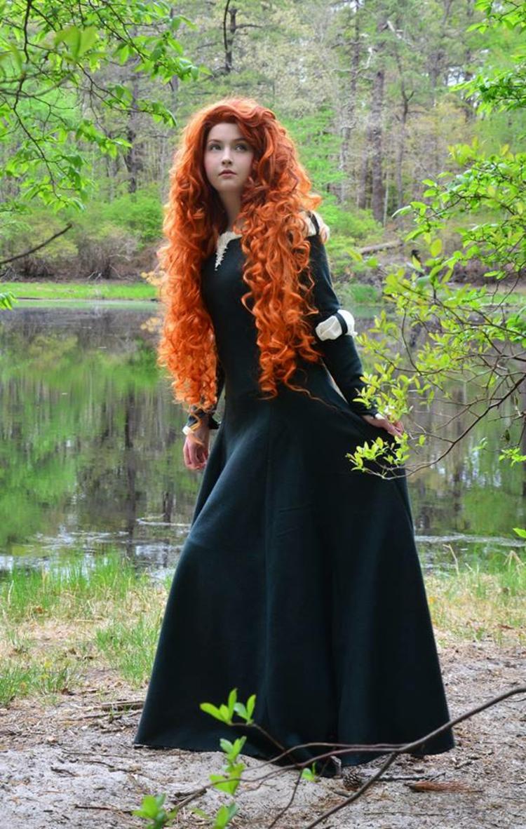 Kostüme Selber Nähen 18 Jährige Angela Clayton Kann Desney
