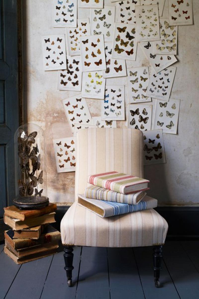 Wandgestaltung Flur 60 kreative Deko Ideen fr den Flur