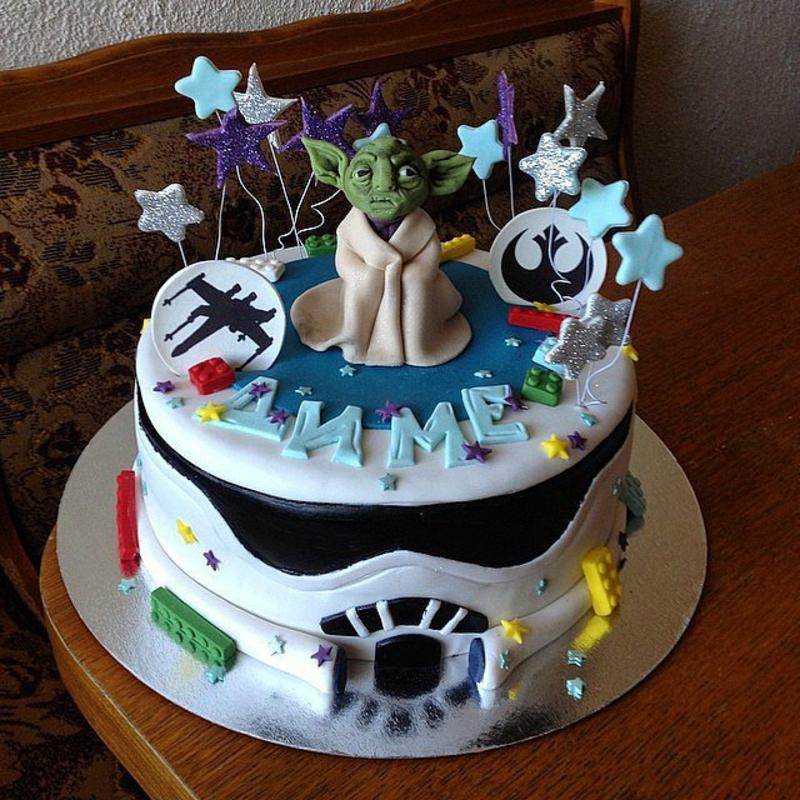 Kindertorte Star Wars
