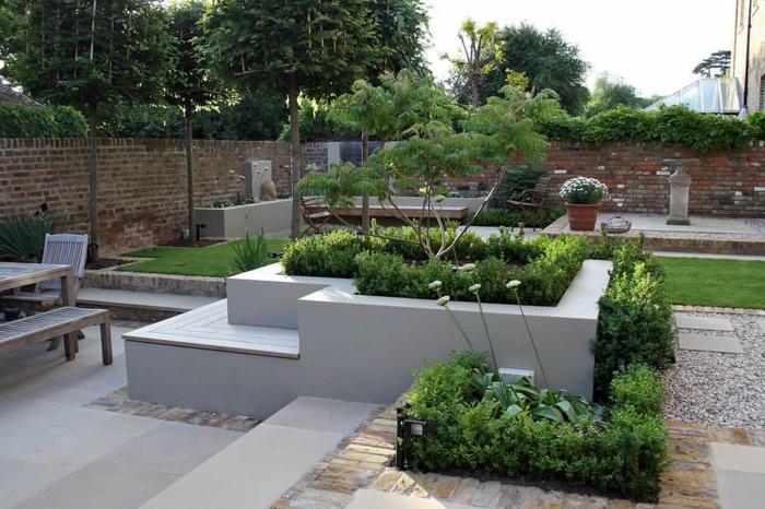 110 Garten gestalten Ideen in CityStyle  wie Sie den