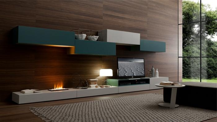 wandverkleidung wohnzimmer – abomaheber, Wohnzimmer