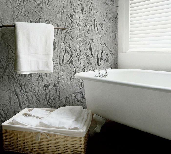 Wandpaneele Steinoptik stellen eine schicke Mglichkeit zur Wandverkleidung dar
