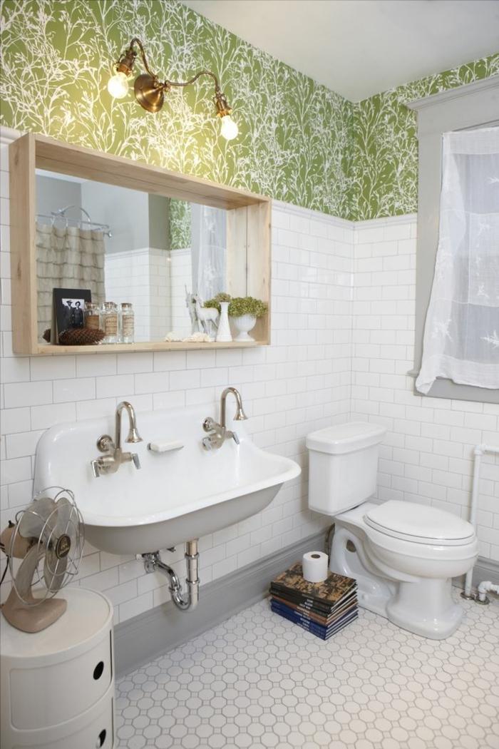 Badfliesen und Badideen  70 coole Ideen welche in
