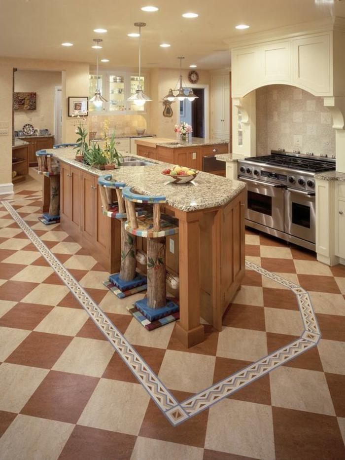 Welcher Bodenbelag Für Küche