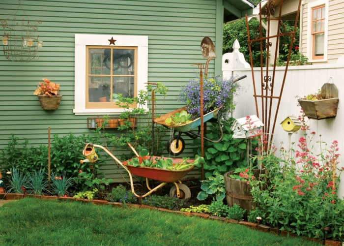 Outdoor Garden Decoration Ideas
