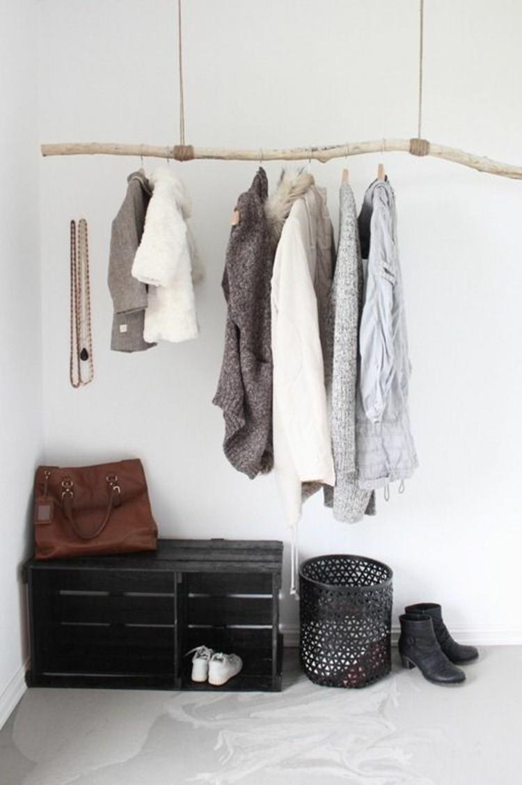 Flurgarderobe Selber Machen Garderobe Kreativ Ideen
