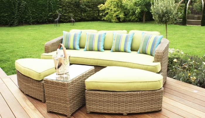 35 Rattan Sofa Garten Rattan Sofas Sind Perfekt Für Ihre Gartenoase!