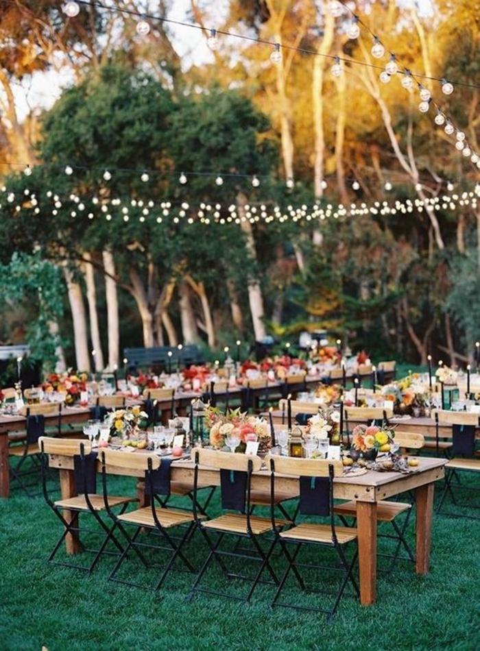 Gartenparty Deko  50 Ideen wie Sie Ihr Fest schner machen