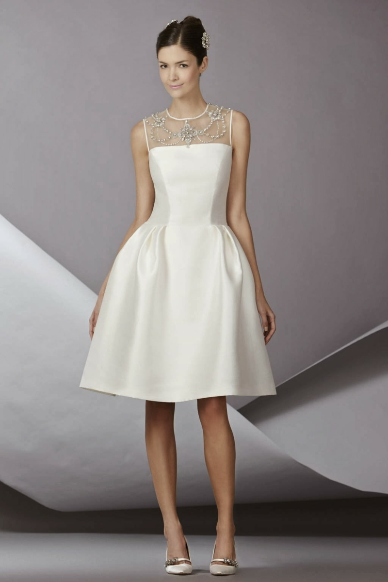 Wie sieht das perfekte Kleid fr Standesamt aus