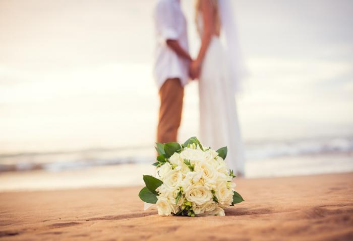 Hochzeitsplanung  Farbe und andere Trends bei den