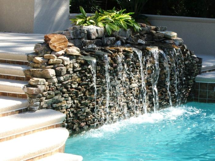 Wasserfall Im Garten Selbst Bauen OA72 | Casaramonaacademy