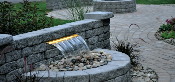 Wasserfall Im Garten Selber Bauen 99 Ideen Wie Sie Die Harmonie