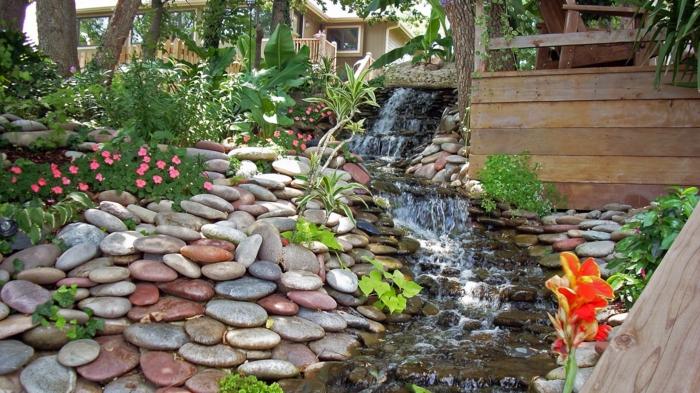 moderne gartengestaltung mit blumen rekem garten ideen - boisholz - Besondere Ideen Gartengestaltung