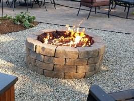 Wie können Sie eine Feuerstelle bauen   60 Fotobeispiele