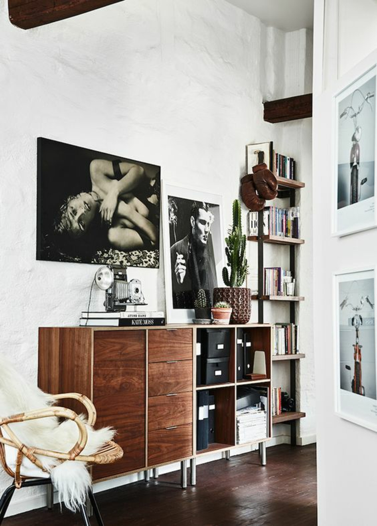 Wohnzimmer Vintage