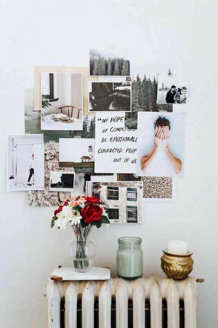 50 Fotowand Ideen die ganz leicht nachzumachen sind