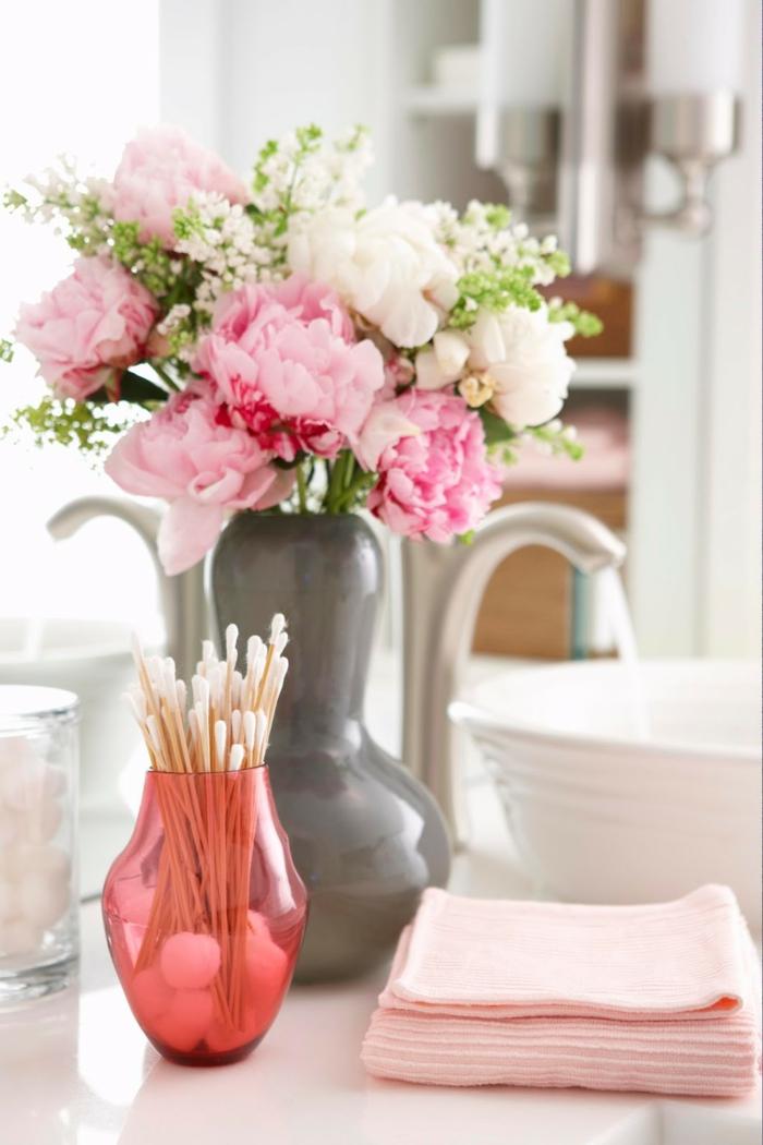 1001 Ideen fr Tischdeko  wie Sie den Tisch mit Blumen dekorieren