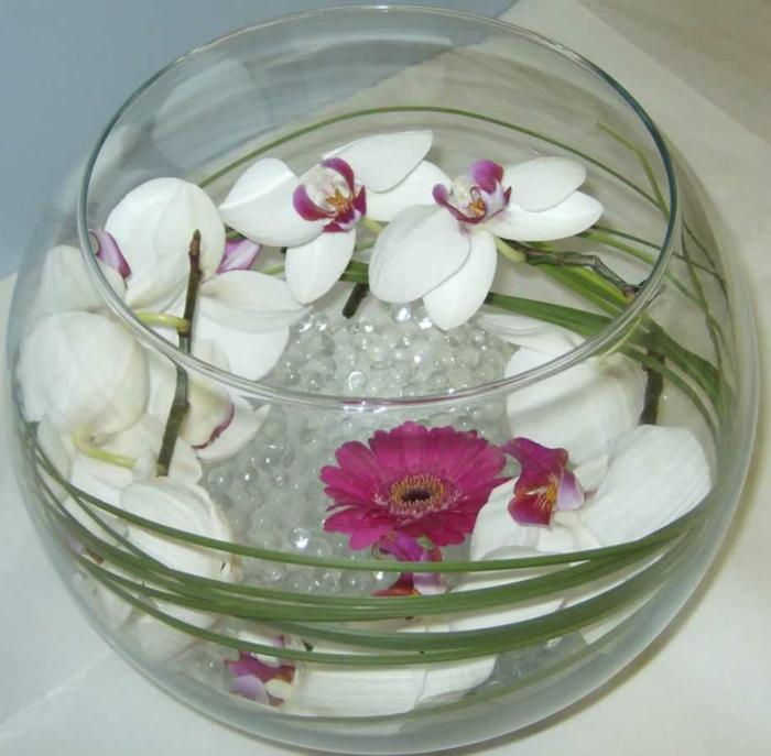1001 Ideen fr Tischdeko  wie Sie den Tisch mit Blumen