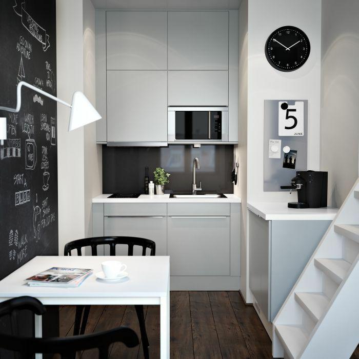 alternative fronten ikea k che urlaub auf einem hausboot. Black Bedroom Furniture Sets. Home Design Ideas