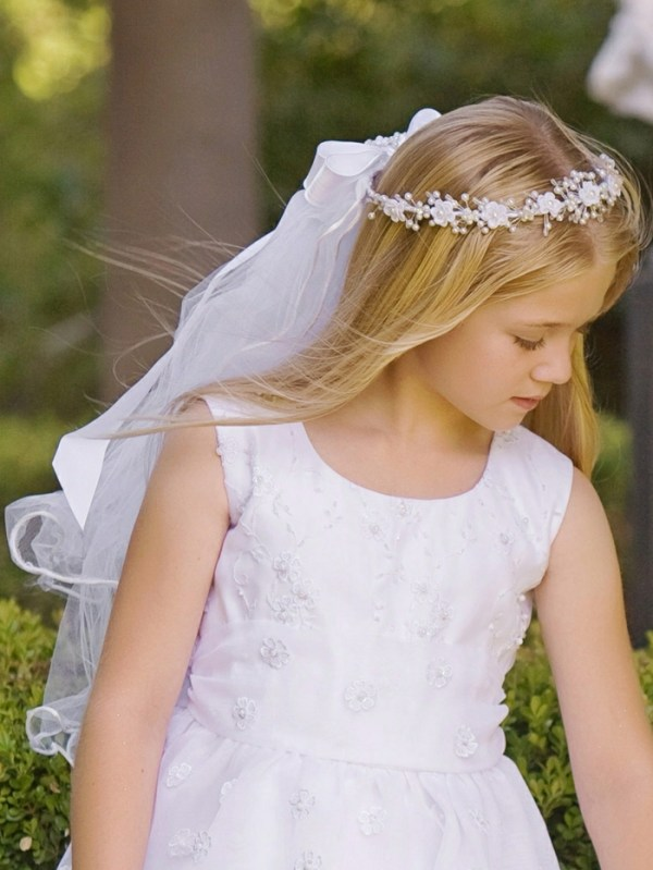 30 First Communion Hairstyles For 8 Year Old Hairstyles Ideas