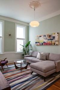 Wohnzimmerteppich - 65 Beispiele, wie Sie den ...